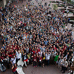 wikimania group photo