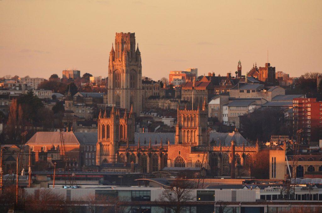 Bristol. Foto: Nick. Lizenz: CC-BY-2.0