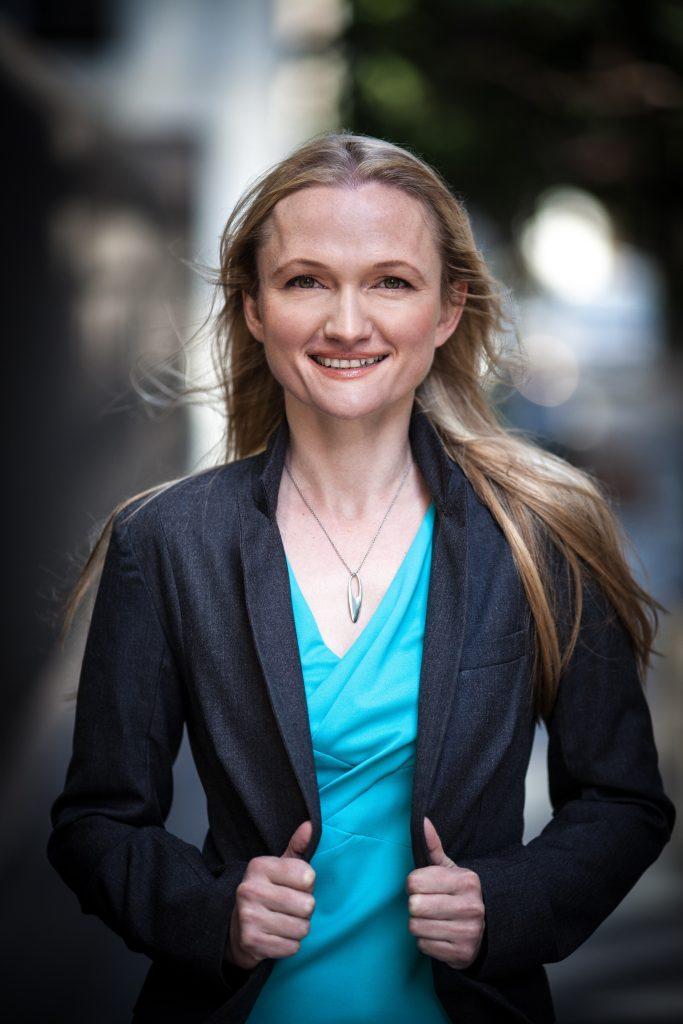 Lila Tretikov. Foto: Lane Hartwell, CC-BY-SA-3.0