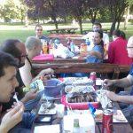 Wiki-picnic in Ada Ciganlija, Serbien im Juni 2016. Foto: IvanaMadzarevic, CC-BY-SA-4.0