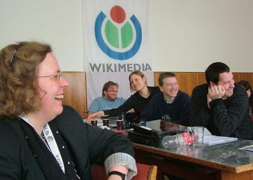 Mitgliederversammlung Wikimedia Deutschland 2009 in Berlin. Foto: Ziko, CC-BY-SA-3.0