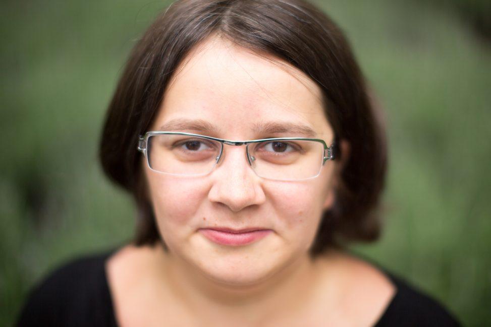 Lydia Pintscher. Foto: VGrigas (WMF). Lizenz: CC-BY-SA-3.0