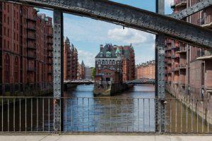 Wasserschloss in der Speicherstadt, Hamburg, Deutschland. Foto: Dietmar Rabich. Lizenz: CC-BY-SA-4.0