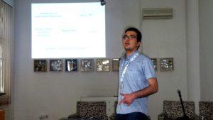 Kiril Simeonovski auf der Konferenz Wikilive 2015. Foto: Mickey Mystique. Lizenz: CC-BY-SA-4.0