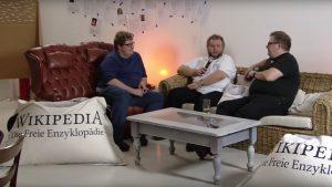 Benutzer:DCB, Benutzer:Stepro und Sebastian Wallroth bei den Wikipedia:FilmFrauen #wpff und #100women