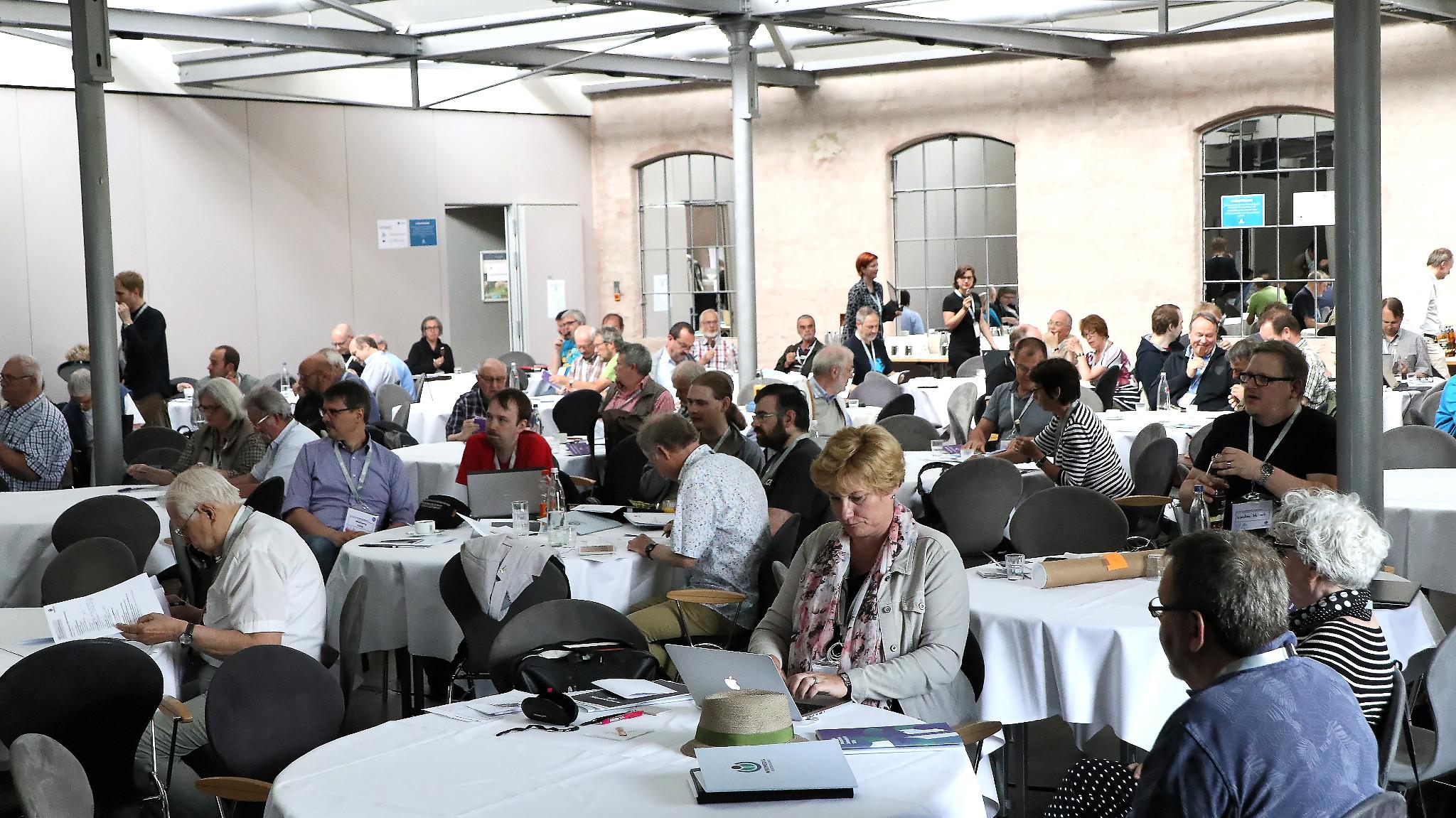 20. Mitgliederversammlung Wikimedia Deutschland in Bamberg
