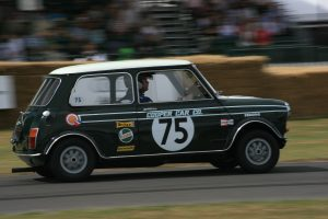 Morris Mini Cooper S, 1968. Foto: Supermac1961. Lizenz: CC-BY-2.0